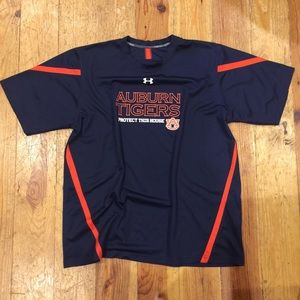 Auburn Tigers Under Armour shirt